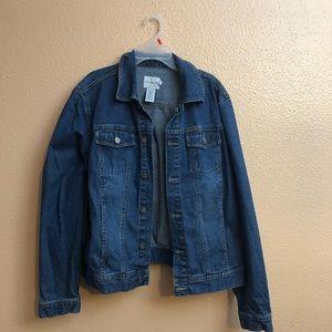 Calvin Klein denim jacket perfect condition L